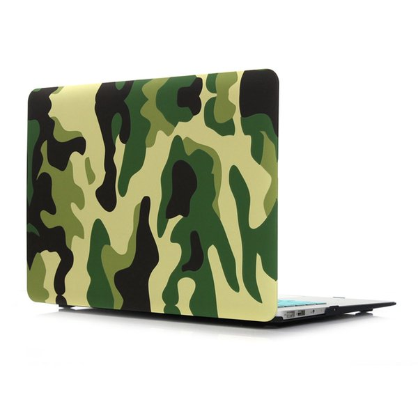 Free Shipping High Temperature Color Protective Wear resistant shockproof Printing Laptop PC Case for Macbook Air 11.6 inch