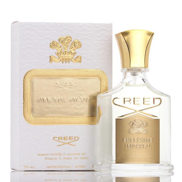 En Kaliteli 75ml Creed Aventus Uzun Ömürlü Yüksek Parfümlü Kadınlar İçin Onun Parfümü İçin Kaliteli DHL Kargo.