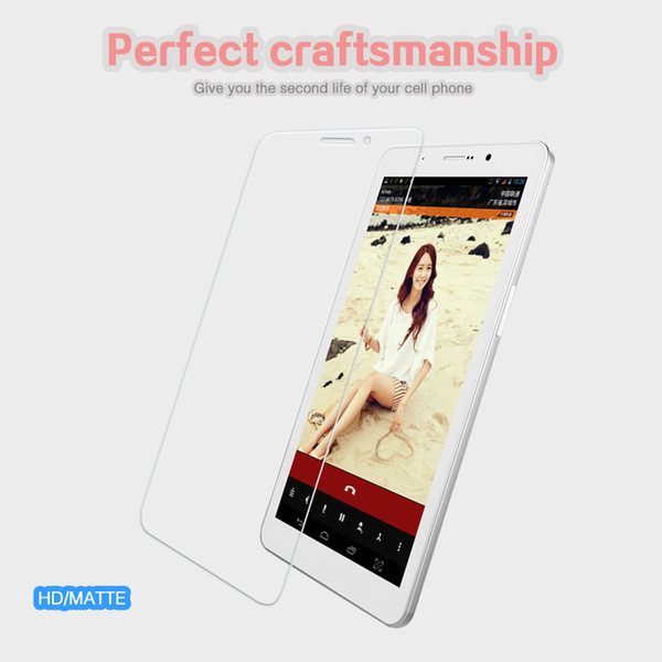 Anti-Glare Matte Protective Film For Chuwi VX8 3G VX8 VX2 Tablet Anti-Scratches Screen Protector HD Glossy Films+ Cloth