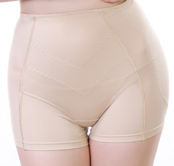 Mulheres sexy Butt Inserts Panties elevador Buttock Knickers removível almofadas Bum Enhancer Hip Up Roupa Interior plus size 4XL