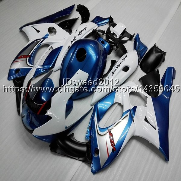 Carenado a color personalizado para Yamaha YZF 600R 1997 1998 1999 2000 2001 2002 2003 2004 2005 2006 2007 Thundercat Full careing