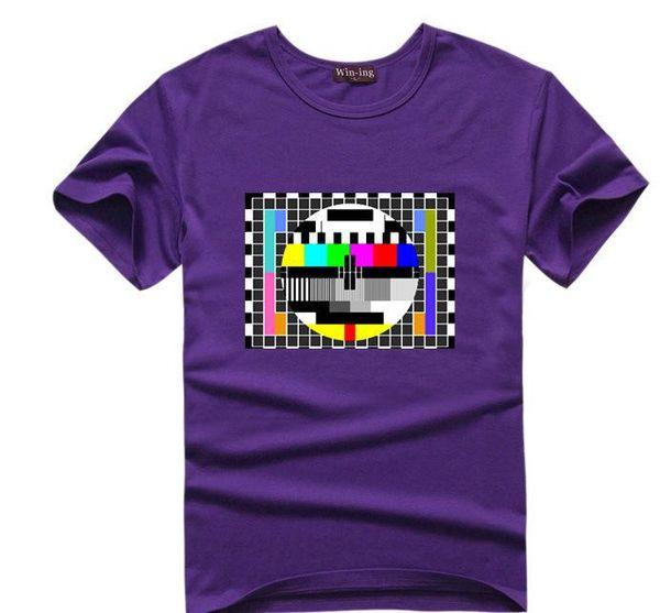 The Big Bang Theorie T-Shirt Sheldon Cooper Paradox chemische Gleichung T-Shirts Männer Frauen kurze T-Shirt TV kein Signal Liebhaber T-Shirt