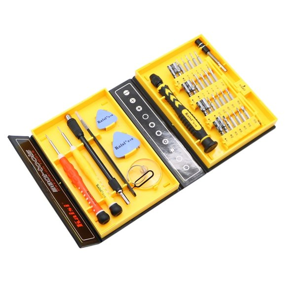 Freeshipping Kaisi multipurpose 38 in 1 Precision Screwdrivers Kit Opening Repair Phone Tools Set for iPhone 4/4s/5 iPad Samsung cellphone