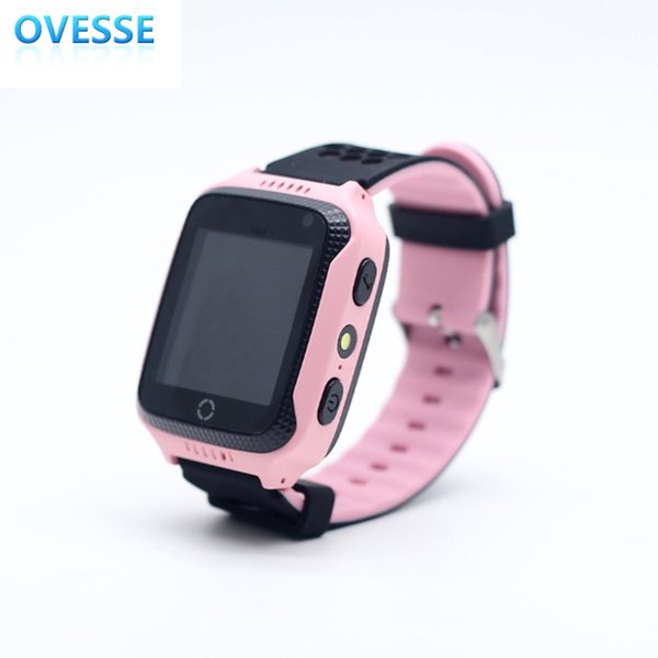 Children LBS Smart watch phone Kids Tracking GPS watch, Emergency SOS Smart Watch for baby