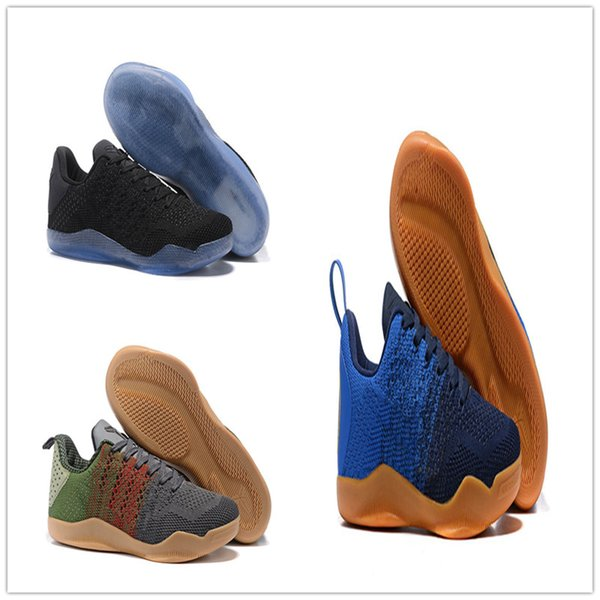 KOBE 11 ELITE LOW Women Basketball Shoes Athletics Sneakers KB 11 Womens  Sport Outdoor High Quality e450cd4d92