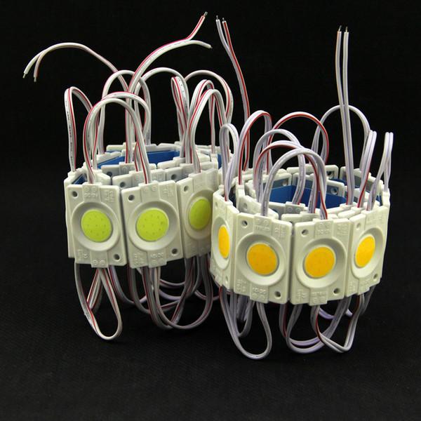 Super helles PFEILER LED Modul 3W Werbungs-Licht IP65 imprägniern geführte Zeichen-Hintergrundbeleuchtungskanal-Buchstabe-Beleuchtung