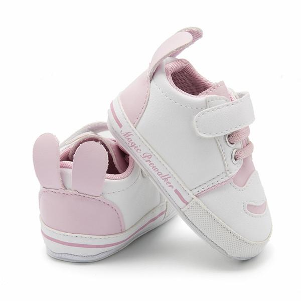 Compre Zapatos De Bebé Recién Nacido Suave Infantil Recién Nacido ...
