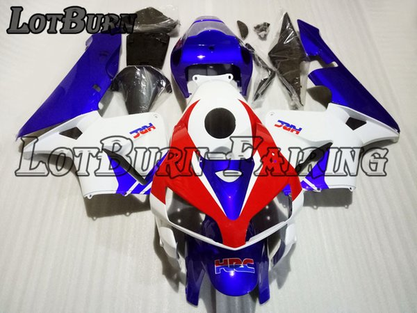 High Quality ABS Plastic Fit For Honda CBR600RR CBR600 CBR 600 RR F5 2005 2006 05 06 Moto Custom Made Motorcycle Fairing Kit Bodywork