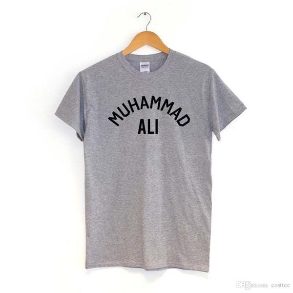 Футболка MUHAMMAD ALI / много цветов | винтажная ретро-глина