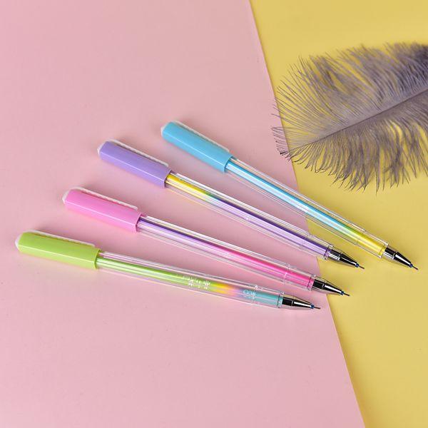 2pcs/lot Erasable Pen Japanese Unisex Gel Ink Pen Writing Signing School Office Kawaii Stationery Tool