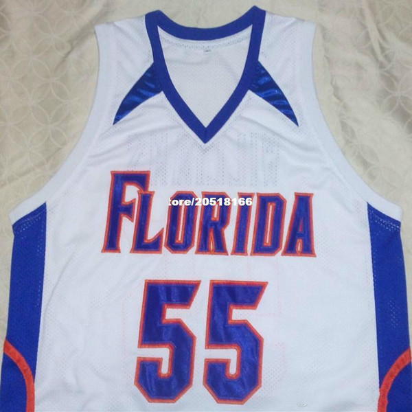 huge discount ff28e 68ccd 2017 Jason Williams Florida Gators White College Jersey Embroidery Stitched  Customize Any Size And Name Man Women Youth From Cam1989, $33.17 | ...