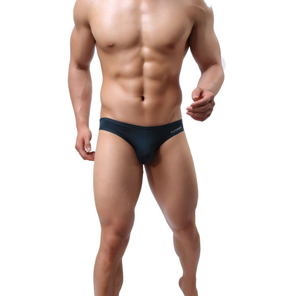 03f9ba50530c3 Factory direct supply underwear wholesale - new nylon briefs men's swimming  trunks - fitness body swimming