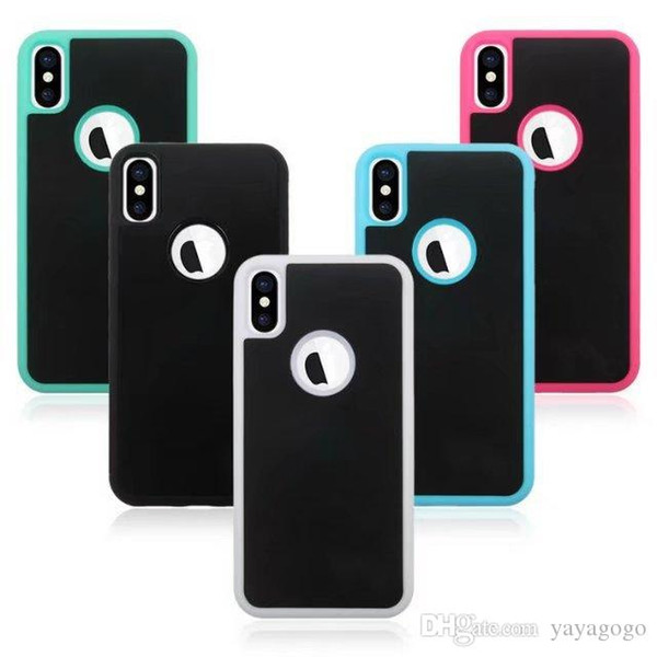 Gift Lower price Cute Silicone Soft Shockproof Case Cover for IPhone SE 6 6S 5 7 8 x Nano mobile phone cases U418