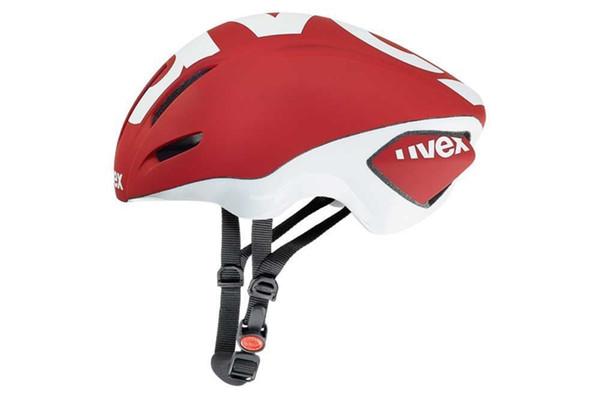 New Popular ES Brand Logo UVEX MTB Road Bike Bicycle Cycling Helmet Ultralight Integrally-molded UVEX EDAERO HALF SHELL Size M 54-58cm EPS
