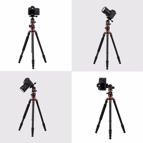 ZOMEI M8 Professional Camera Portable Compact Aluminum Tripod Monopod With Ball Head Non-slip Rubber For DSLR Camera
