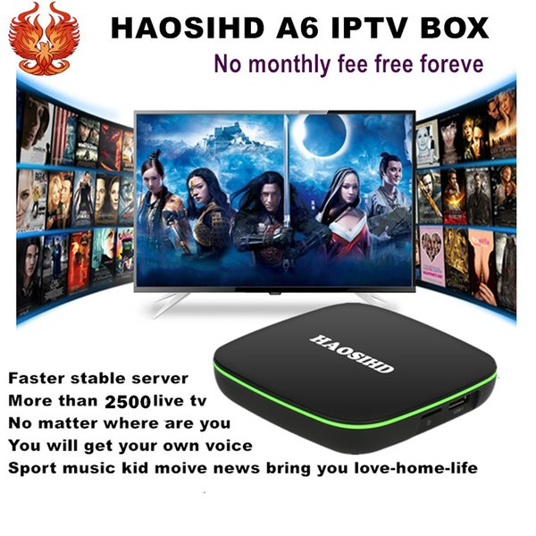 Android 7.1 abonnement 1 year fire tv Arabic Iptv US UK DE Portugal 2500+ Europe Iptv Channels cccam Streaming media player