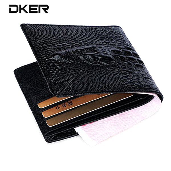2017 odile Pattern wallet odile clutch purse hidden pocket wallet leather men walet billeteras masculinas porta moedas