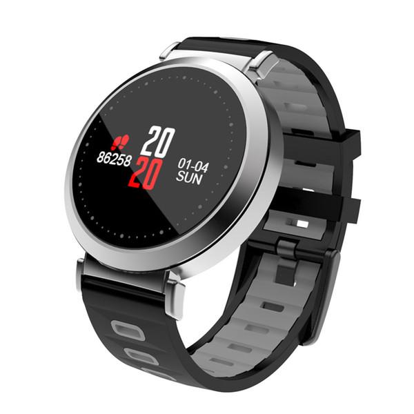 Camera ZUCOOR intelligente Bracciale Heart Rate Monitor RB74 Cardiofrequenzimetro da polso Pedometro Wristband Fitness Tracker uomini di fascia