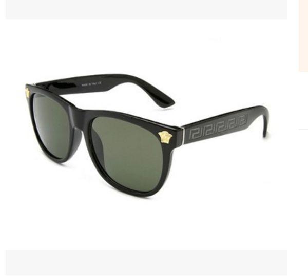 1575 Sunglasses For Men Brand Design Fashion Sunglasses Wrap Sunglass Pilot Frame Coating Mirror Lens Carbon Fiber Legs Summer Style