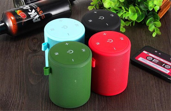 T2 Mini Bluetooth Speaker Portable Wireless Stereo Hi-Fi Boxes Outdoor Bathe Waterproof Support SD TF card FM Radio Best Price