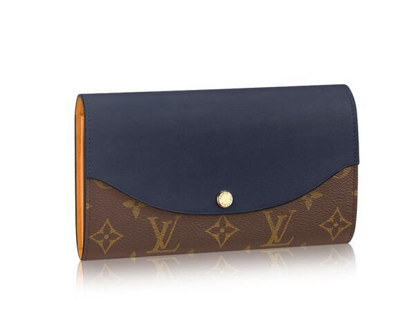 SARAH TUILERIES WALLET M64120 2018 NEW WOMEN FASHION SHOWS EXOTIC LEATHER BAGS ICONIC BAGS CLUTCHES EVENING CHAIN WALLETS PURSE
