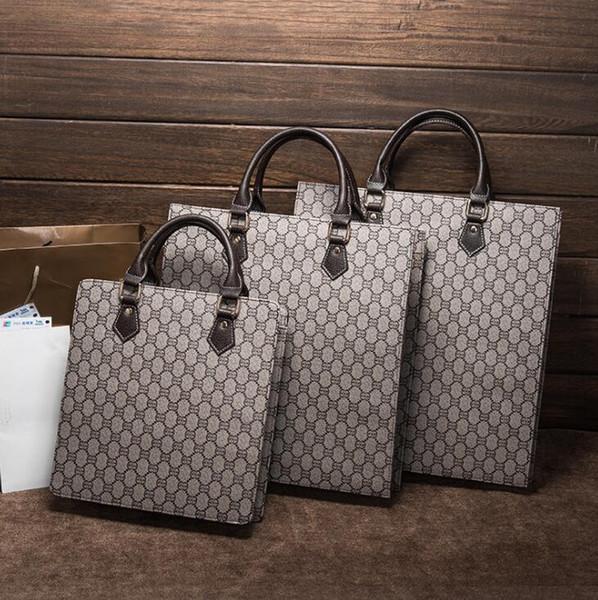 e700d059046a envelope file bag Coupons - Wholesale brand women bag classic printed  business handbag fashion professional leather