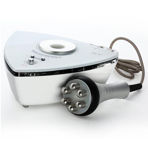 Tragbarer Hauptgebrauch RF Face Slimming Machine Multipolar Body Shaping Hautstraffung RF Ausrüstung für Gewichtsverlust Faltenentfernung