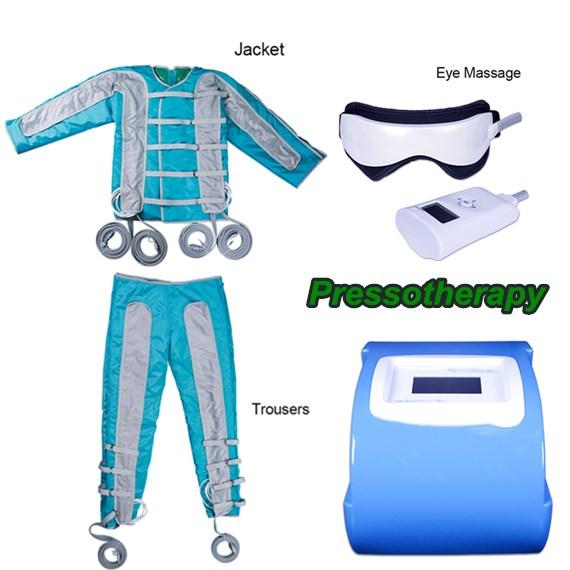 pressotherapy lymph drainage machine massage infrared fat burning massager lymphatic drainage machine Fat Dissolve Cellulite Removal