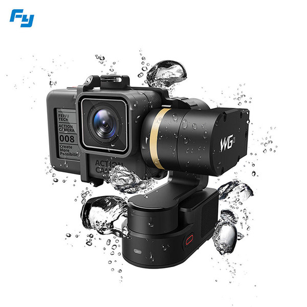 Feiyu Tech FY WG2 IP67 WaterProof Wearable Gimbal for Hero5/4/ Session and Similar Dimensions Action Camera