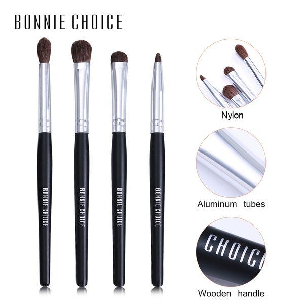 BONNIE CHOICE Makeup Eyeshadow Brush Eye Shadow Brushes Blending Pencil Foundation Powder Brush Makeup Tool