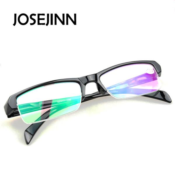 Occhiali da vista con vetri miopia ultraleggeri Occhiali da vista donna con montatura corta occhiali -1 -1,5 -2 -2,5 -3 -3,5 -4,0