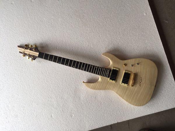 SHENGQUE Custom Top quality roosewood ply body guitar electric guitars China custom