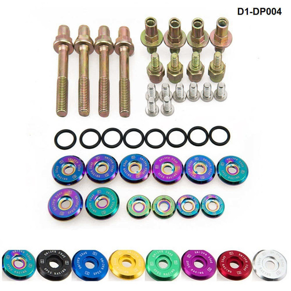 best selling D1 Spec RACING EVTEC Valve Cover Washers Bolts Hardware Kit For HONDA Civic ACURA Integra D1-DP004