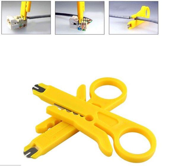 Haute Qualité Rotary Punch Down Réseau UTP Cutter Punch Down Wire Tool
