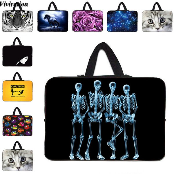 Computer 17.3 Sleeve Bag Per Chuwi Viviration Neoprene Custodia Mens Boys Fashion Handle Carry Cover 12 15 14 13 17 Inch Laptop Bag