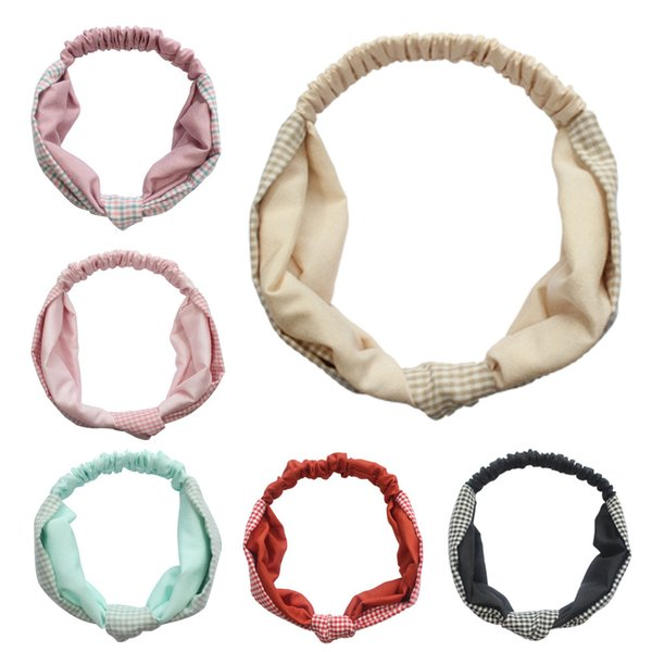Hair Accessories For Baby Girls Baby Headbands Newborn Toddler Child Knotted Girl Head Lead With Photography Props
