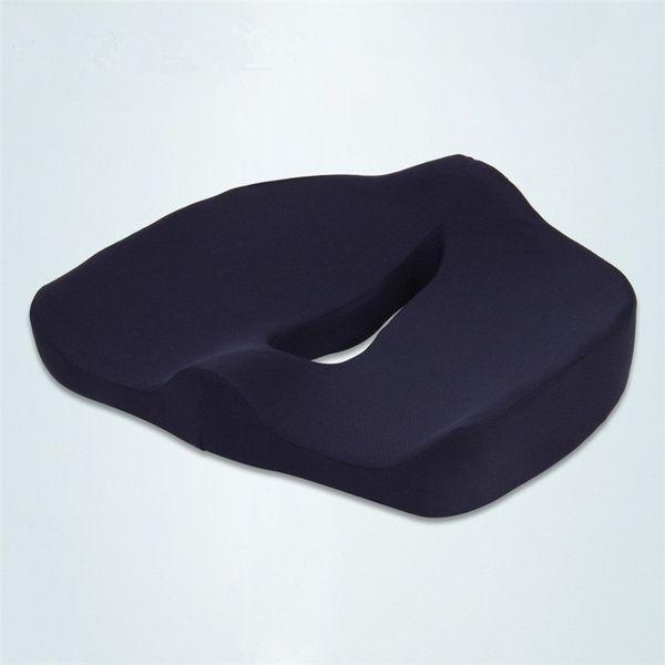 Nurse Breathable Seat Cushion Memory Foam Seat Massage Chair Cushion Pad Car For Car Office Home Wheelchair Relieve Pressure