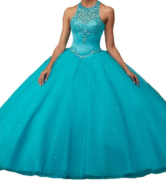Quinceanera Dresses 2018 Skirt, multilayer, net, sequins, heavy handwork, back strap, vest, sexy heart shaped, customizable, cheap postage.