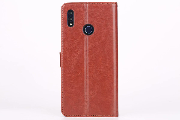 For Huawei Honor 8X Max Case Clip Slim Ultra-Thin Cover Luxury Original Colorful Flip Wallet Leather Case For Huawei Honor 8X Max