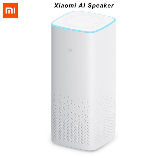 Altoparlante originale Xiaomi Mi AI CPU Cortex A53 Quad 1.2GHz Riproduzione di dispositivi di controllo remoto vocale musicale Intelligent Blutooth 4.1