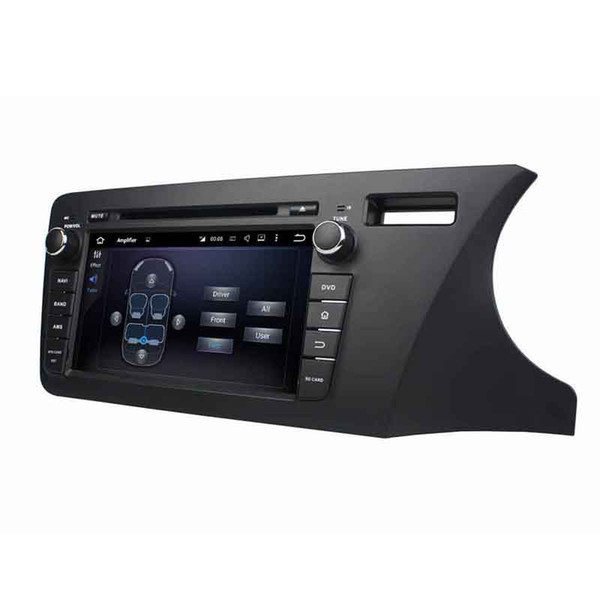 Right driving 8inch 2GB RAM Octa-core Andriod 6.0 Car DVD player for Honda CITY 2014 with GPS,Steering Wheel Control,Bluetooth,Radio