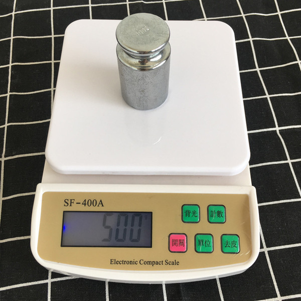 Manufacturer's Backlight kitchen scale Mini roast called 5kg electronic weigher electronic weigher 10kg electronic scale