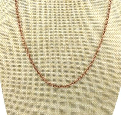 Red Copper-20 inches