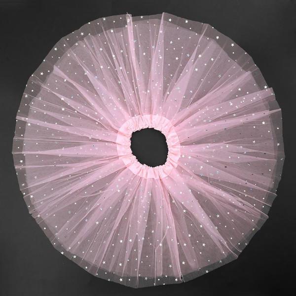 Baby Princess Tutu Skirt Girls Kids Party Ballet Dance Wear Pettiskirt Clothes Lovely Ball Gown Fluffy Pettiskirt Clothing