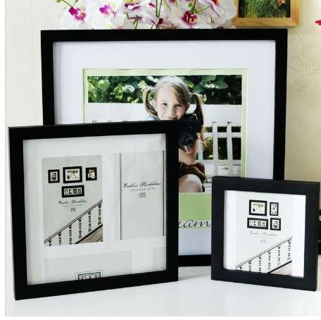 square wall deor.htm 2020 modern square solid wood photo frame painting frame wall  modern square solid wood photo frame