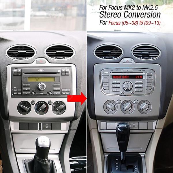 compre duplo din quadro de dvd do carro para ford focus mk2 2005