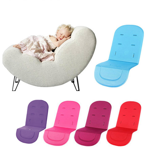 Comfortable Baby Stroller Pad Breathable Cushion Seat Mattress Child Cart Seat Mat Kids Pushchair Cushion Stroller Accessories