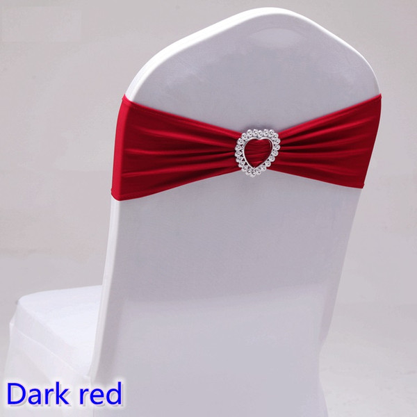 navy blue wedding reception decorations.htm dark red colour wedding chair sash with heart buckle lycra band  dark red colour wedding chair sash with