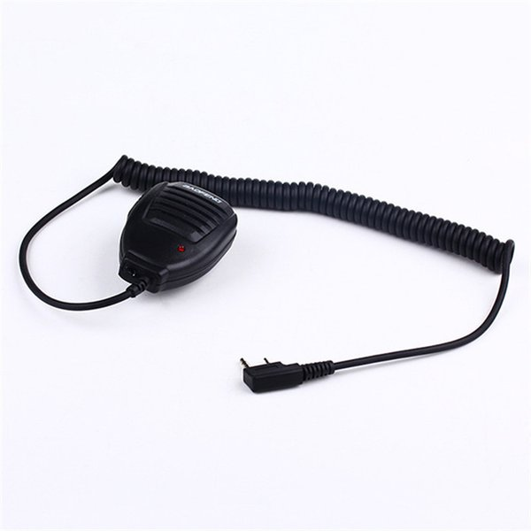 Best Walkie Talkie Baofeng Speaker MIC For r Kenwood TYT Pofung Handheld UV5r UV-82 Bf-888s Bf 888s UV-5R Accessories Microphone