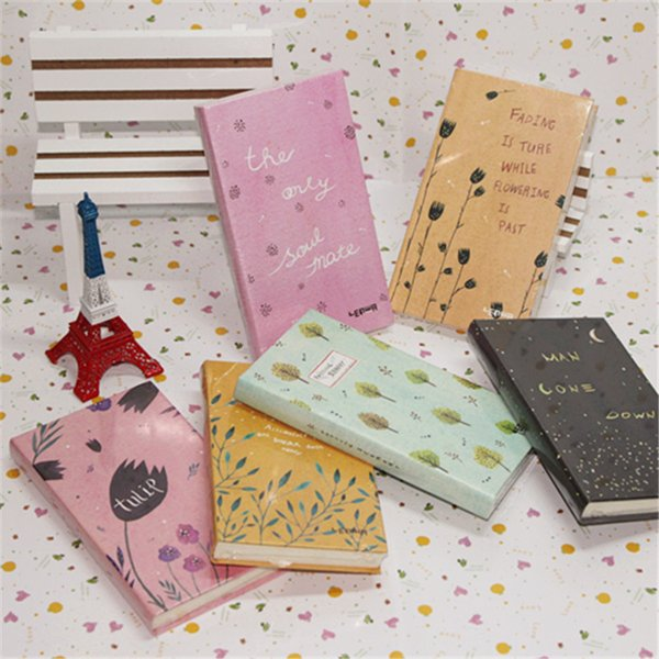 HOT Weekly Planner School Notebook notepad paper 96 sheets cute planners diary not Office School Supplies Gift